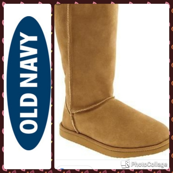 Old Navy Shoes | Nwt Ugg Style Boots